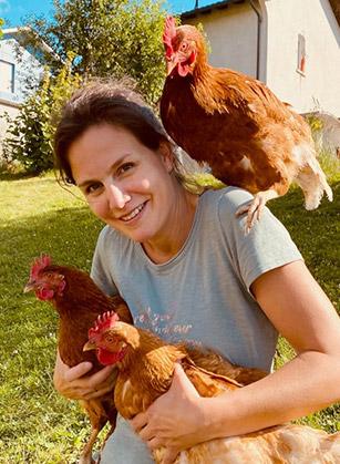 Sandra Burgermeister